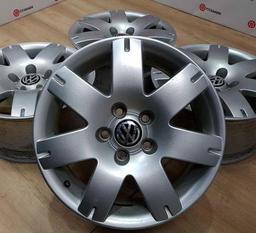 Диски VW R16 5x112 Passat Jetta Scirocco Touran T4 Skoda Octavia Seat
