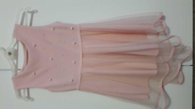 Sukienka z perełkami i gratis