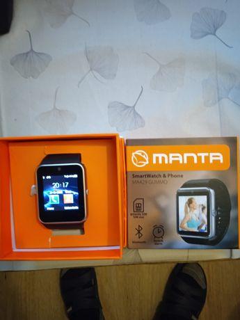 Sprzedam smartwatch manta