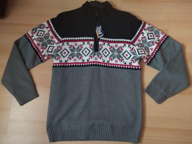Sweter męski-nowy
