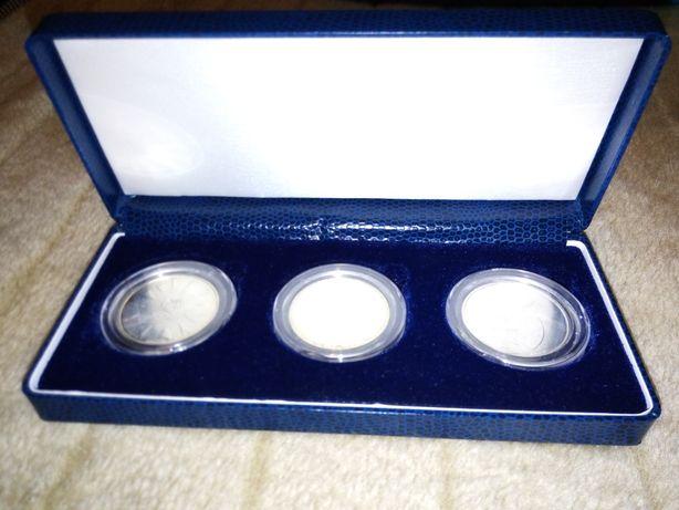 Moedas de coleção comemorativa Euro 2004