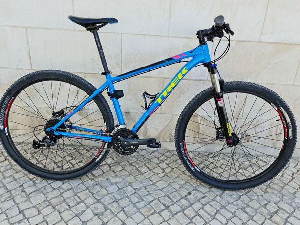 Bicicleta Btt Trek x caliber 7