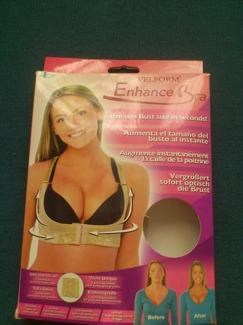 Бюстгальтер корсет enhance bra