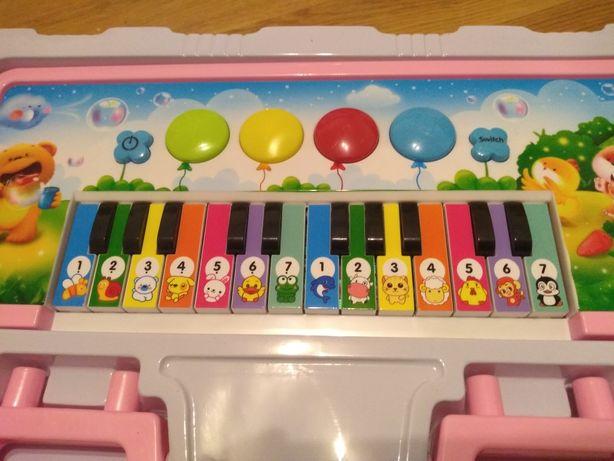 Pianino odgłosy zwierząt NOWE