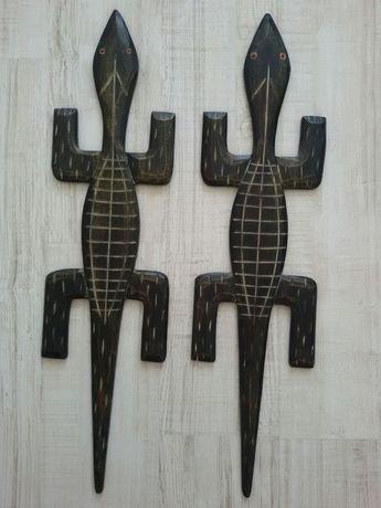 Статуэтки на стену