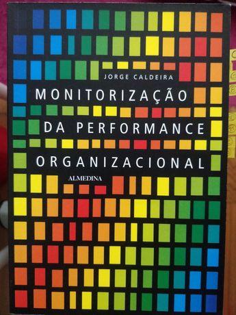 Livro Monitorização da Performance Organizacional - Jorge Caldeira