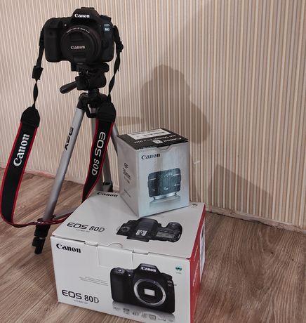 Фотоаппарат Canon 80d