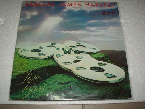 Płyty winylowe Barclay James Harvest -Live Tapes 2 lp