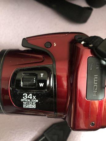 Nikon aparat fotograficzny