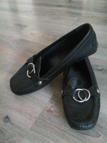 Skórzane buty Marc O'Polo! r. 39