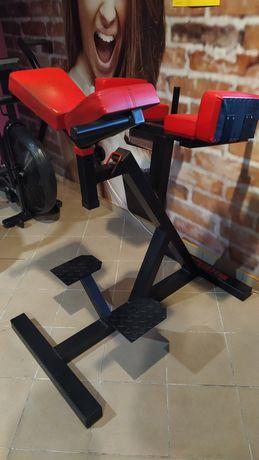 Ławeczka do ćwiczeń triceps oraz pośladków
