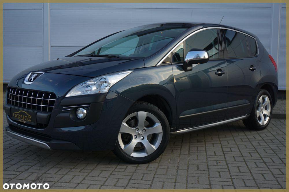 Peugeot 3008 1.6thp 155tys. Navi Panorama Akt. Tempomat Hud Chrom Жаданы - изображение 1