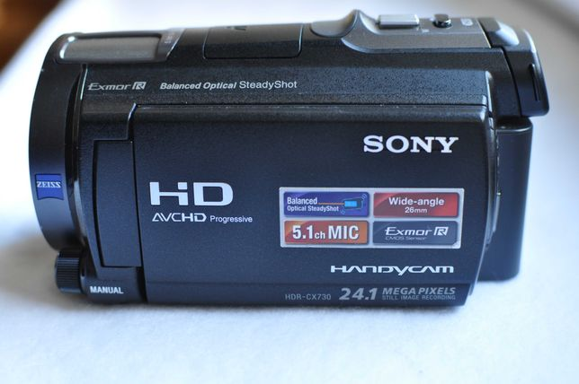 Kamera Sony HDR-CX730E