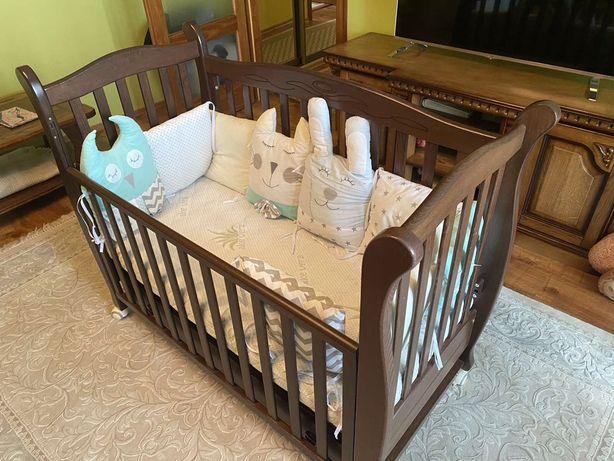 Дитяче ліжечко Верес