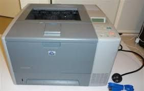 Лазерный принтер HP LaserJet 2420d сетев