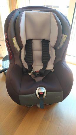 Cadeira auto para bebé Jane Racing Cinzenta
