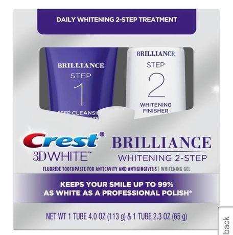 Crest для відбілювання зубів