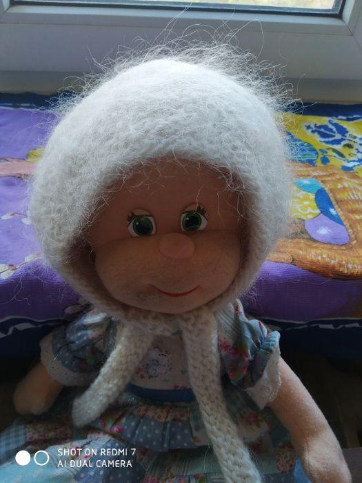 Продам шапочку детскую из козьего пуха,ручная работа 100 грн Краматорск - изображение 1