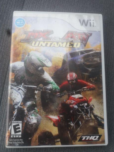Jogo Wii USA:  Mx vs ATV