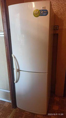Холодильник б/у LG GR-419GVCA