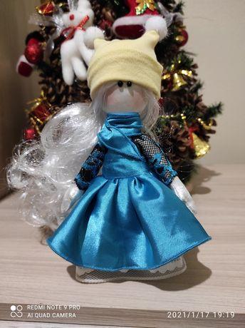 Хенд мейд! Кукла текстильная, интерьерная