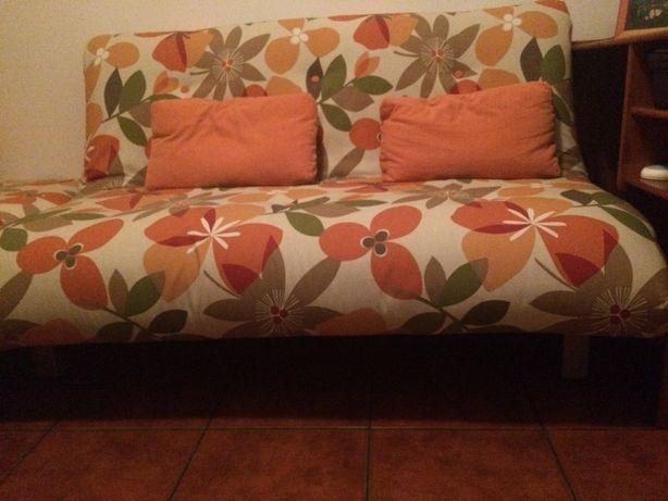BAIXA DE PREÇO - Sofá-cama