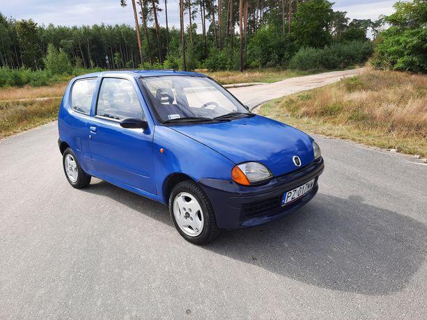 Fiat Seicento 900 GAZ HAK/ zamiana