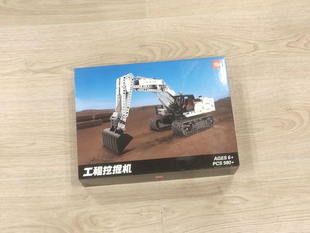 Конструктор Xiaomi экскаватор MiTu Building Building Excavator