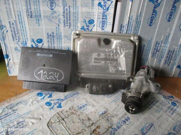 Centralina kit 045906019BF 6Q0959433E 4B0905851N VW / POLO / 2005 / 1.4TDI /