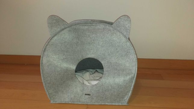 Casota para gatos