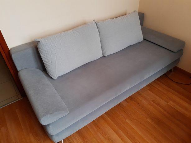 Sprzedam kanapę sofę szarą Agata Meble
