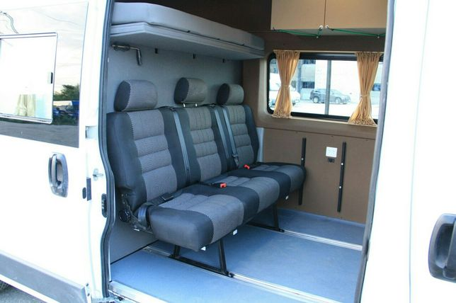 Автодиван, сиденья для буса, диван трансформер