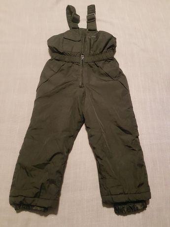 Spodnie,Narciarskie,Śniegowce,Pajac,Kombinezon,Rozm.86,2l,Weatherproof