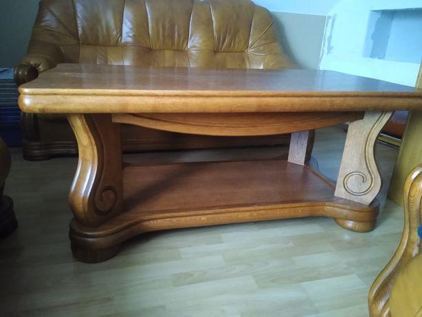 Ława drewniana,dębowa.
