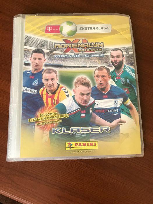 Kolekcja kart Ekstraklasa Kraków - image 1