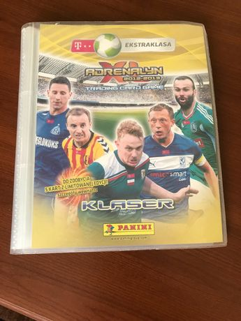Kolekcja kart Ekstraklasa