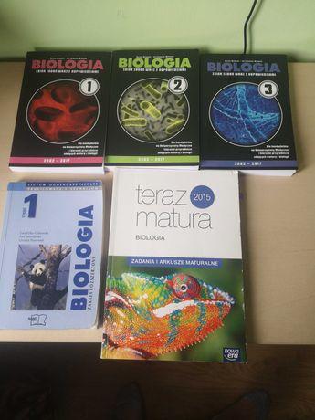 BIOLOGIA, CHEMIA - podręczniki, zbiory zadań