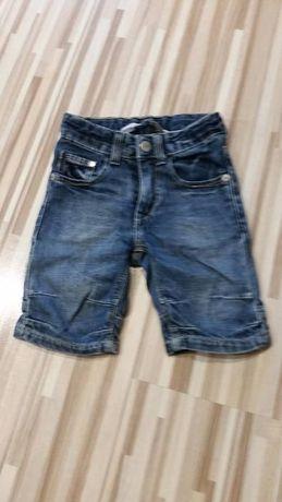 Spodenki jeans dla chłopca 86 cm, stan idealny