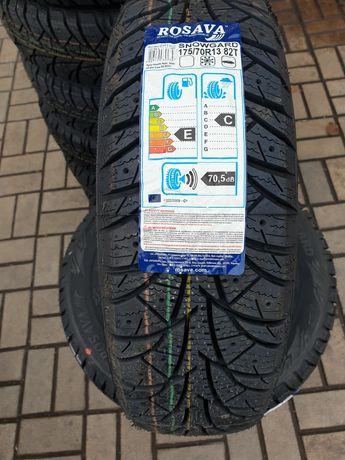 Продам шины 175/70/R13 Rosava Snowgard 82T