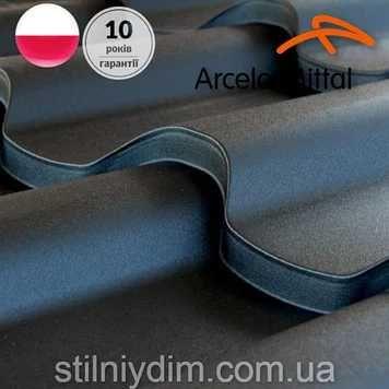 Металочерепиця 0.5 мм, металопрофіль, комлектуючі власного виробництва