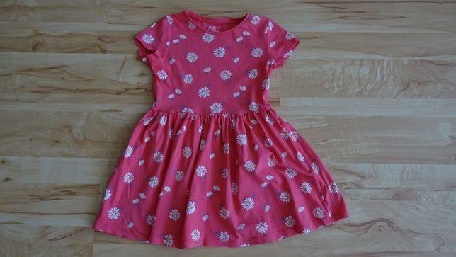 sukienka letnia w rozmiarze 116