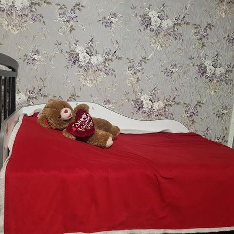 Ліжечко дитяче, 145×75