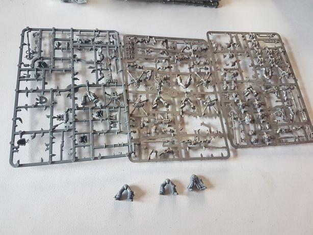 9x Strike Squad Grey Knights Warhammer 40k