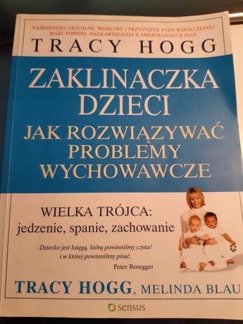 """Książka """"Zaklinaczka dzieci. Jak rozwiązywać problemy wychowawcze""""."""