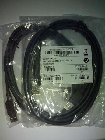 Кабель USB CBA-U01-S07ZAR к сканеру штрих кода Motorola Symbol