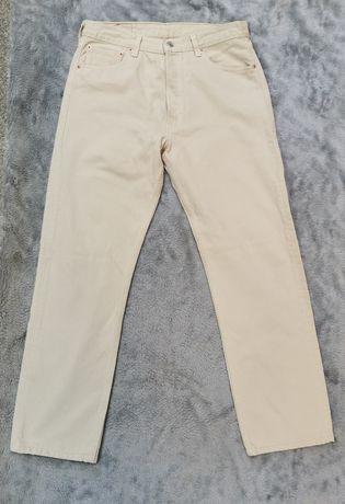 Levi's spodnie jeans Levis 501 W34 L34