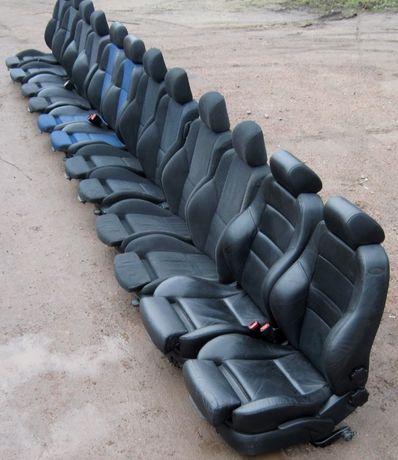 Продам кожаные сидения для Golf 4, шкода тур, ауди, сиат и прочие авто