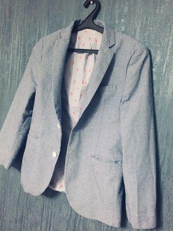 Стильный подростковый пиджак
