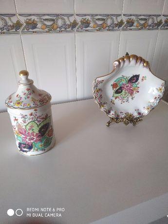 Loiça Decorativa em Porcelana