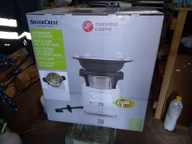 Robô de cozinha Lidl novo